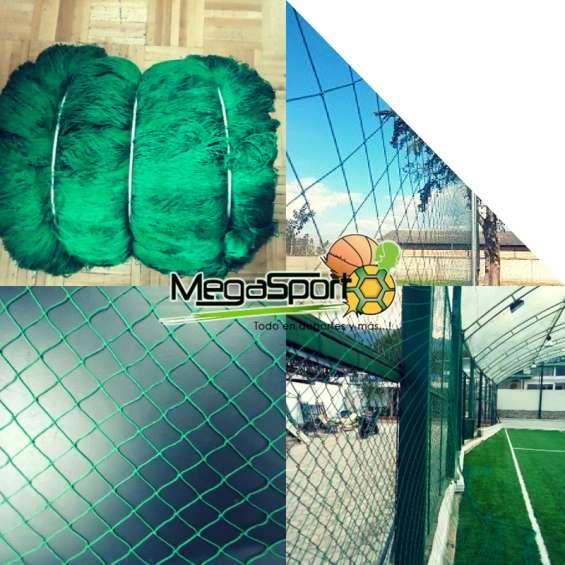 Mallas de contención deportiva 022526826
