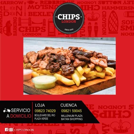 Chips london en loja tablitas solo para ti, ven y descubre todos nuestros productos