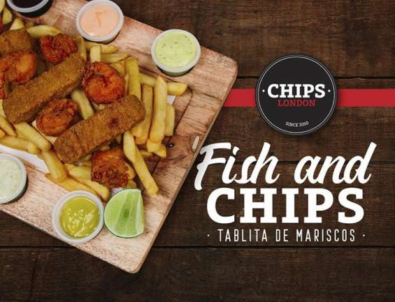 Chips london #tablitas #papas