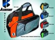 Fabrica kase de mochilas y maletas