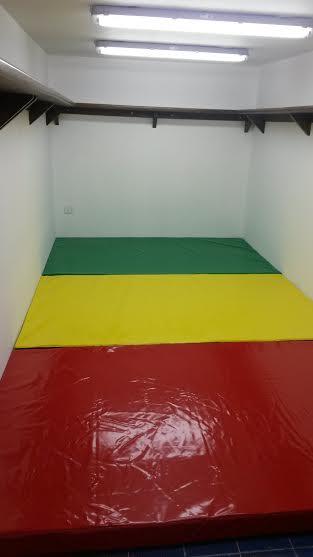 Colchoneta para gimnasia 022526826