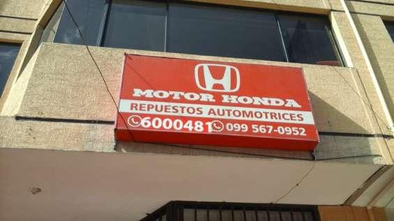 Honda repuestos valle linea directa