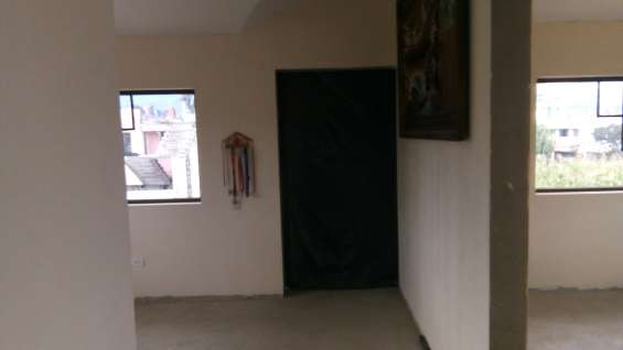 Inmoconstrucciones betel: venta de casa y terreno en el sector de fajardo.