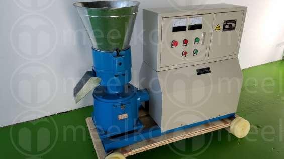 Electric pellet mill modelo mkfd230c