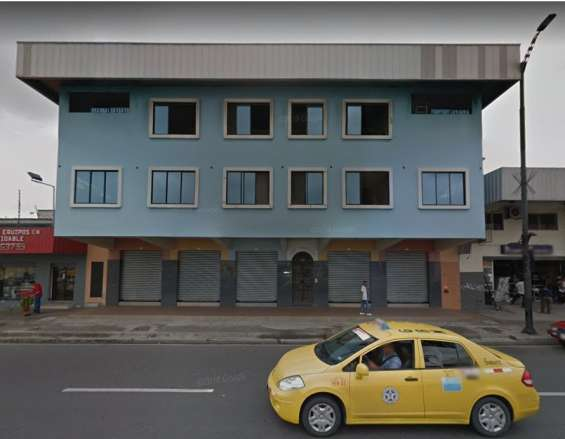Venta de edificio, centro de la ciudad de guayaquil, av. quito entre manabí y huancavilca,