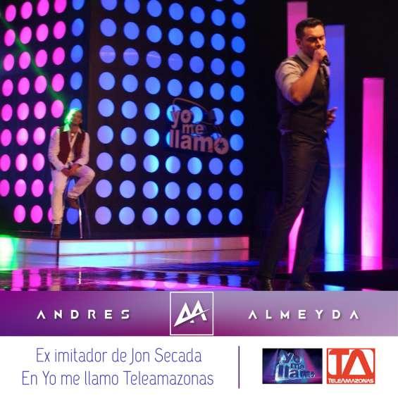 Cantante profesional musica en vivo eventos quito ecuador
