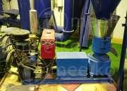 Maquina para pellets diesel mkfd260a