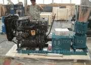 Máquina peletizadora diesel mod. mkfd-360-a