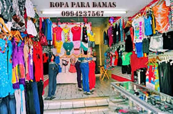 En venta ropa para damas pedidos guayaquil 0994237567 pedidos