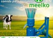 Fábrica de pellets mkfd360p