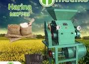 Prepara harina con la procesadora  mkfy-35