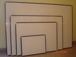 Pizarron de pared en todas las medidas 0982979417