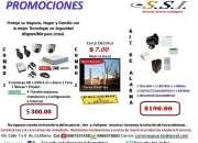 Seguridad para casas, empresas y negocios