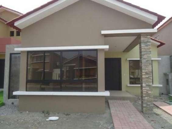 Vendo casa 1 planta en ciudad celeste samborondon, guayaquil