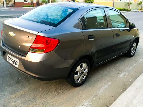 Vendo chevrolet sail 2013 de oportunidad