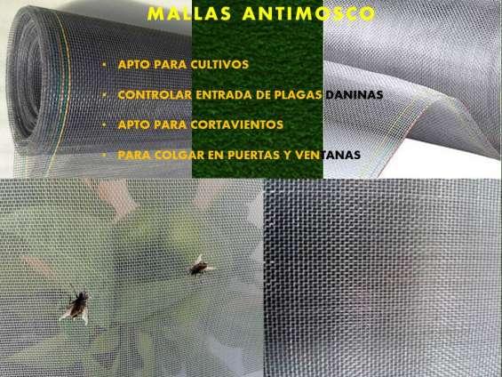 Malla protectora anti mosquitos envíos nivel nacional