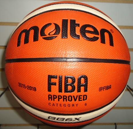 Balón de basquet molten