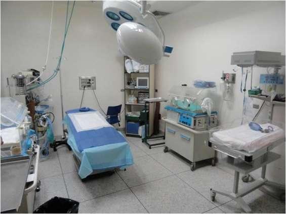 Desinfeccion hospitales con ozono, esterilizacion quirofanos