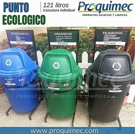 Fotos de Venta de estaciones para reciclaje en guayaquil 4