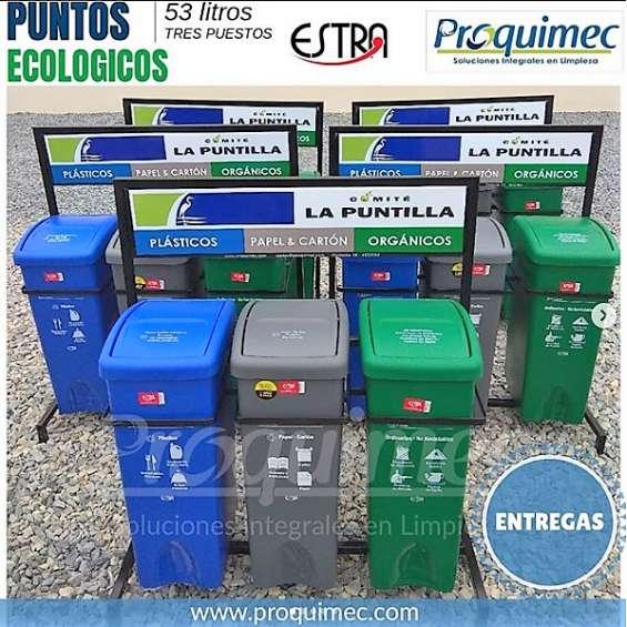 Fotos de Venta de estaciones para reciclaje en guayaquil 2