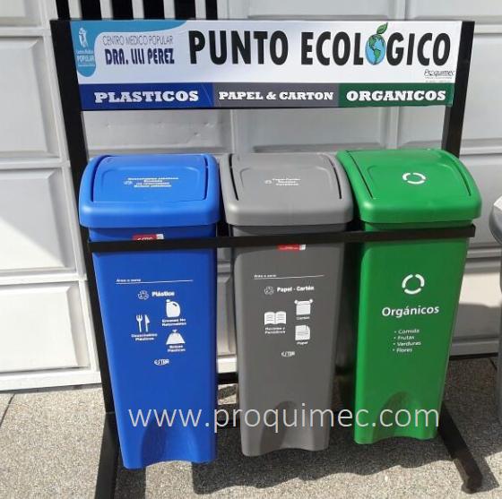 Fotos de Venta de estaciones para reciclaje en guayaquil 3