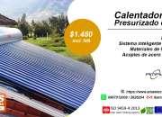 Calentador solar amawtec