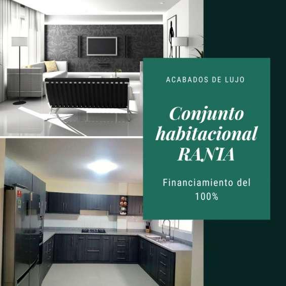 Casa en venta en exclusivo conjunto habitacional