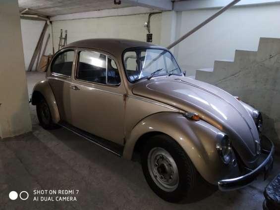 Volkswagen escarabajo año 1965