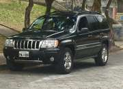 Vendo jeep cherokee limited overland