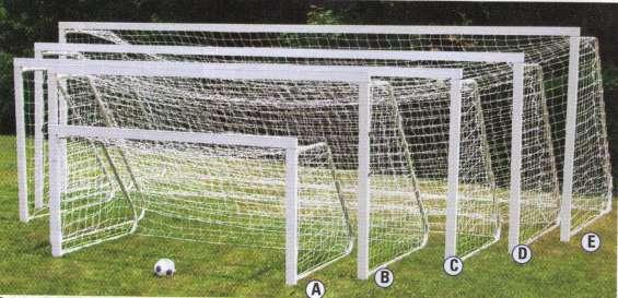 Fabricantes de redes de arcos de fútbol !! nos ajustamos a tus medidas !!