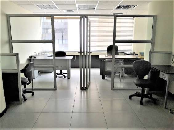 Alquilo oficina amoblada 48 m2 the point guayaquil