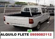Nuevo camioneta flete pequeñas mudanzas solo guayaquil 0959082112