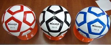 Balones mikasa fx reforzado en cuero