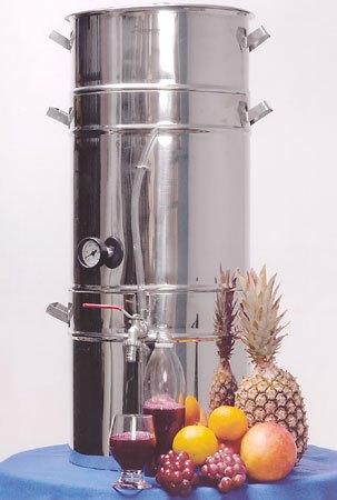 Equipo extractor p/jugos embotellados ya es su mini fabrica