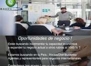 Oportunidades de negocios _rubros internacionales