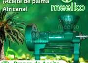 Prensa de aceite meelko mkop-68