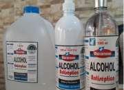 ALCOHOL ANTICONCEPTICO. A DOMICILIO