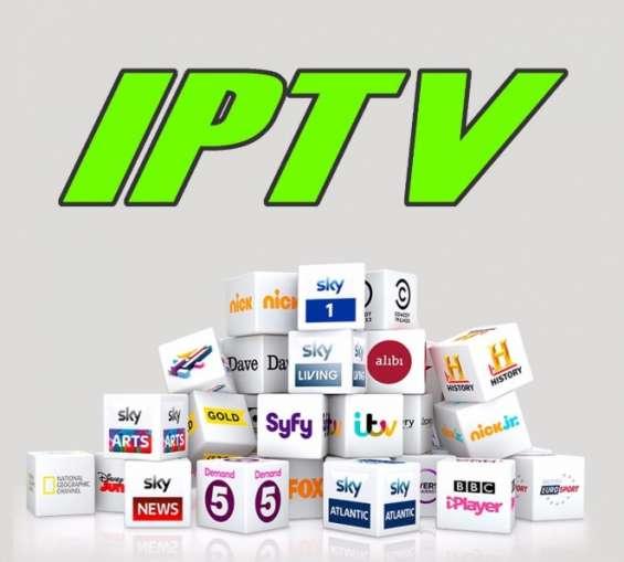 Canales para smart tv!!