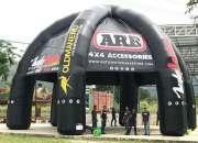 Mega carpas inflables pvc publicitarios venta diseño