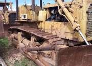 Tractor de oruga tractor bulldocer d6c