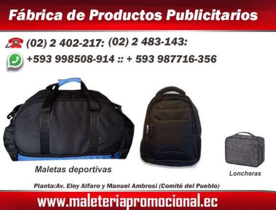 Fabricantes-de-mochilas-publicitarias-en-ecuador-rm-maleteria