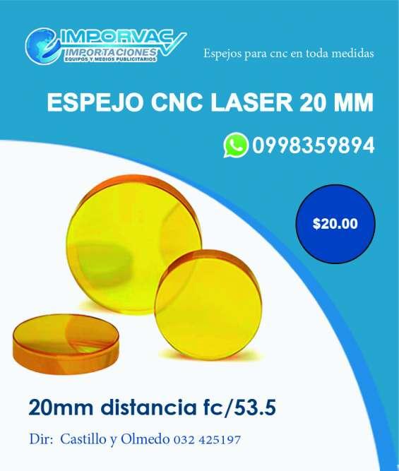 Lente cnc laser