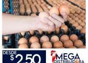 Huevos por cubetas en quito