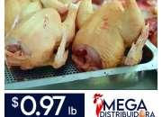 Venta de pollos faenados vacíos en quito