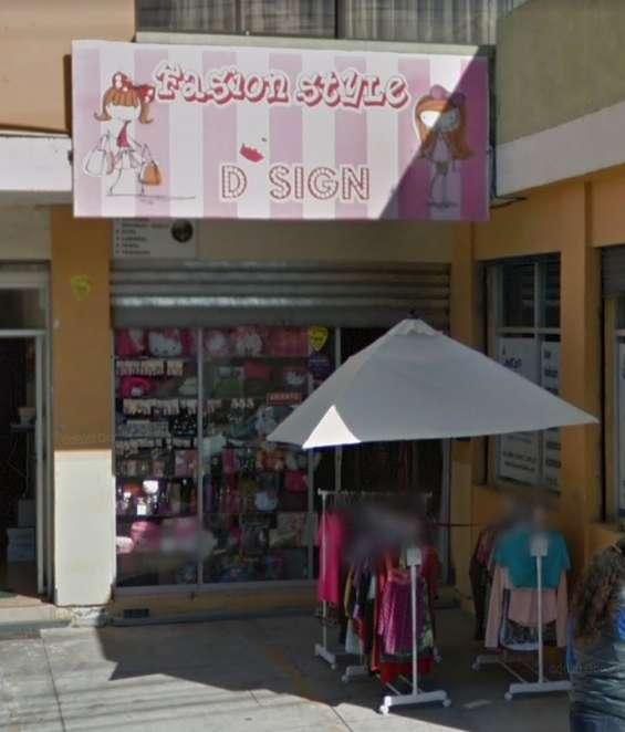Local comercial sector condado shoping