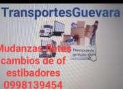 Transportes guevara 0998139454