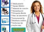 Uniformes reusables descartables insumos equipos medicos