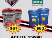 Aceite 15w40