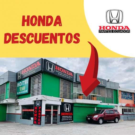 Honda pilot crv civic accord envios a todo ecuador