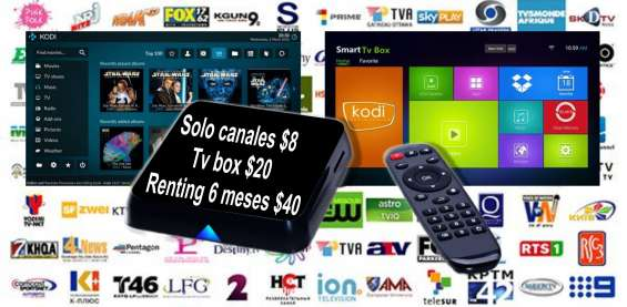 Tv box - la mejor programación
